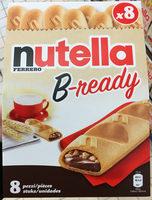 Nutella B-ready - Prodotto - it