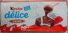 Kinder délice cacao - Product