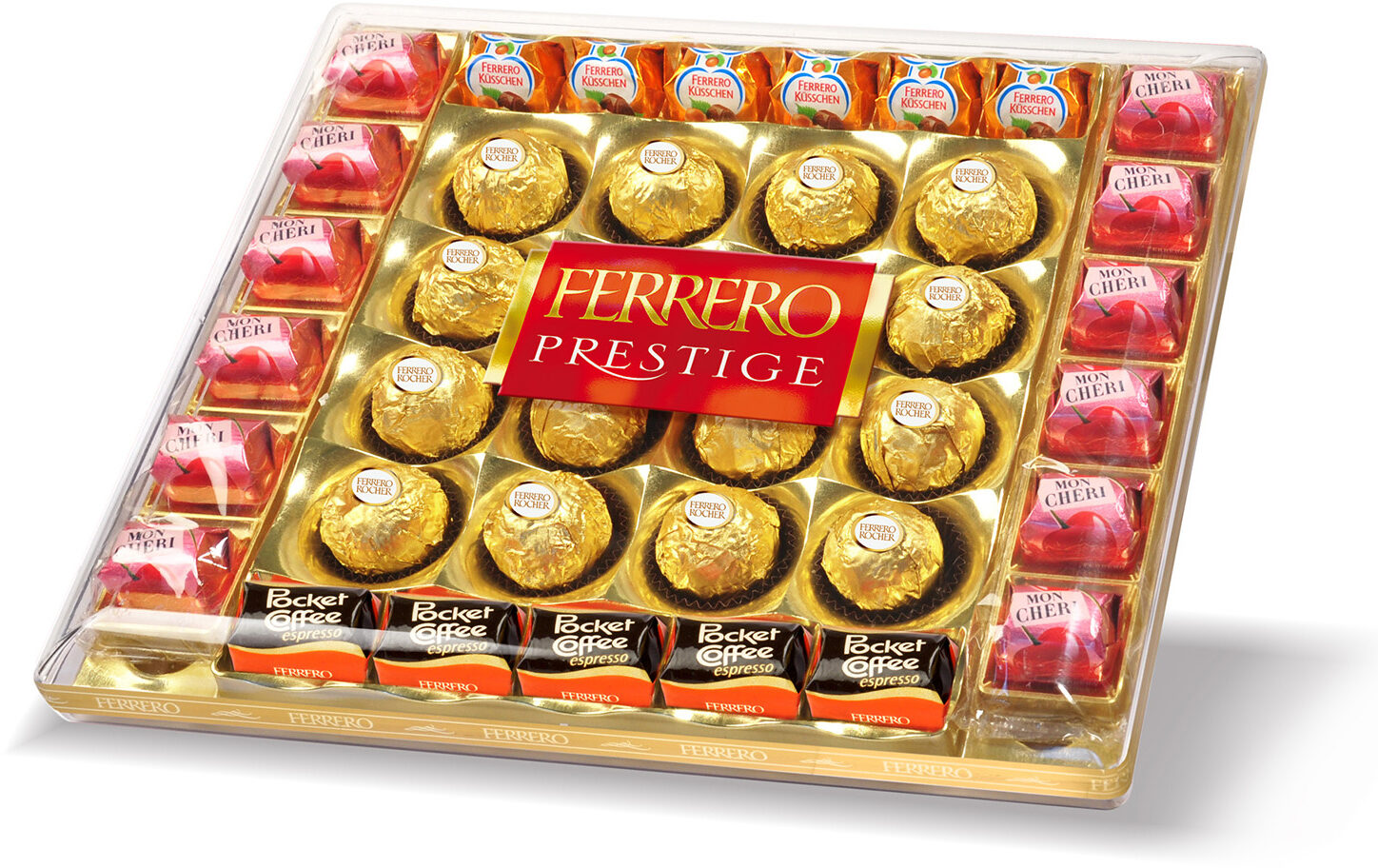 Ferrero prestige assortiment de chocolats boite de 39 pieces - Prodotto - fr