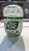Tic Tac Fresh Mint - Produit