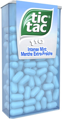 Tic Tac Intense Mint - Product - fr