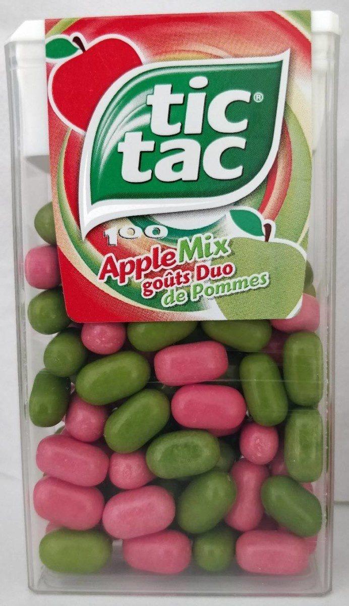 Tic Tac (goûts Duo de Pommes) - Product