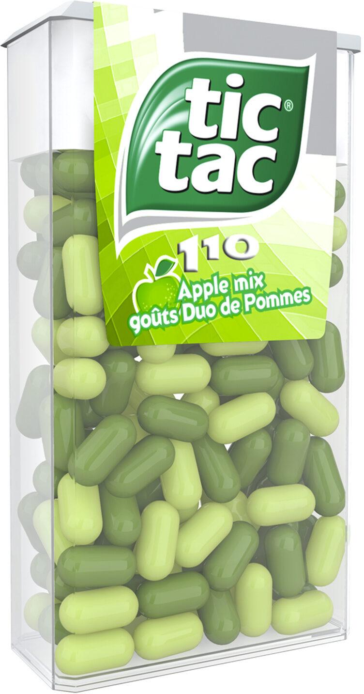 Tic Tac Apple Mix goût Duo de Pommes - Prodotto - fr