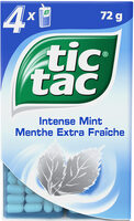64G Tic Tac Ment Ext Frai T4 T(33X4 - Product