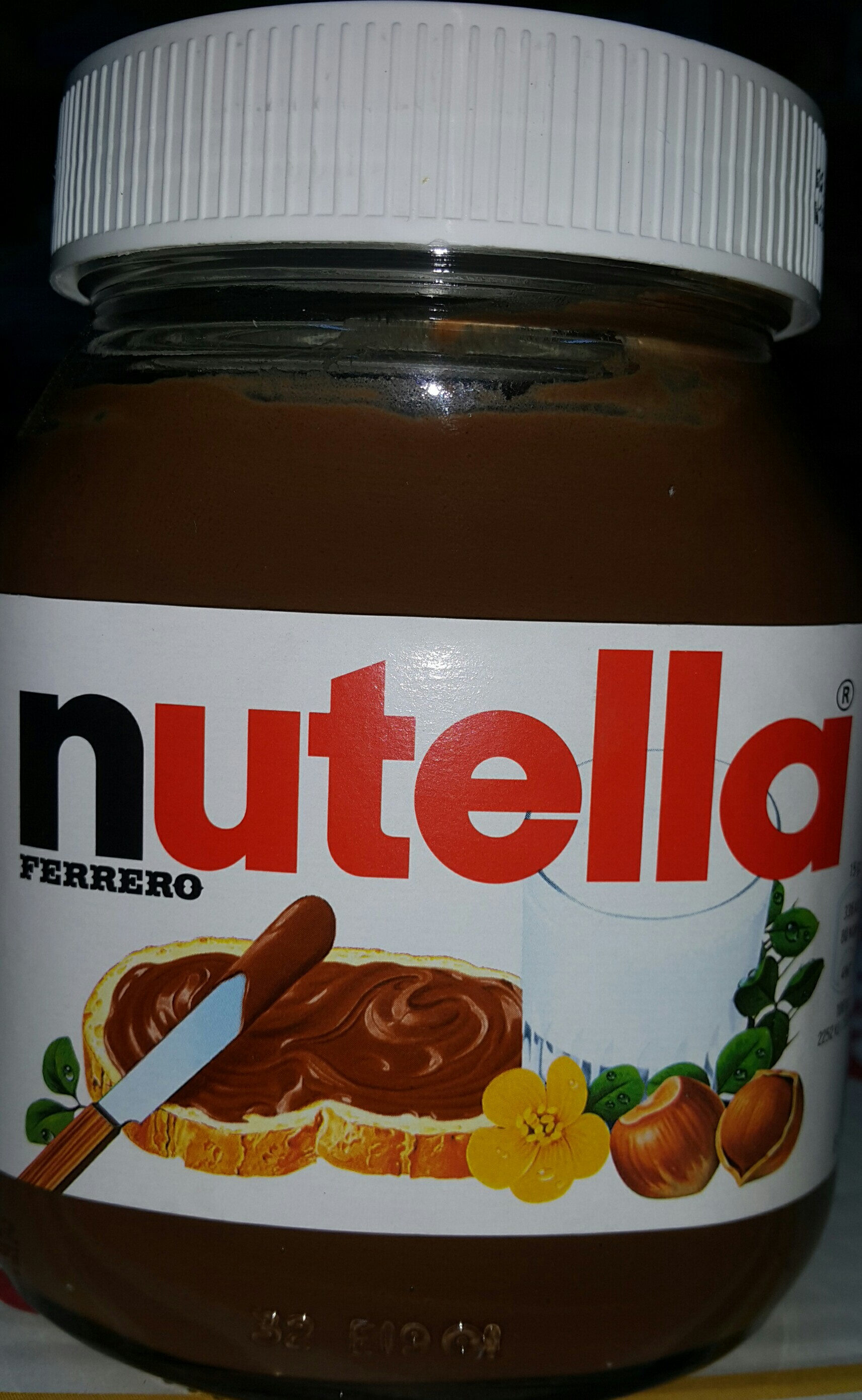 Nutella - Produkt - pl