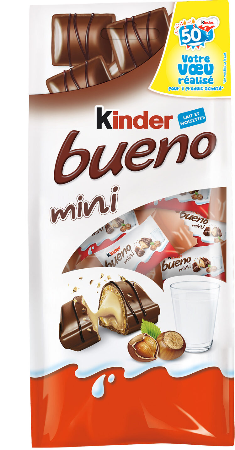 Kinder Bueno Mini - Producte - fr