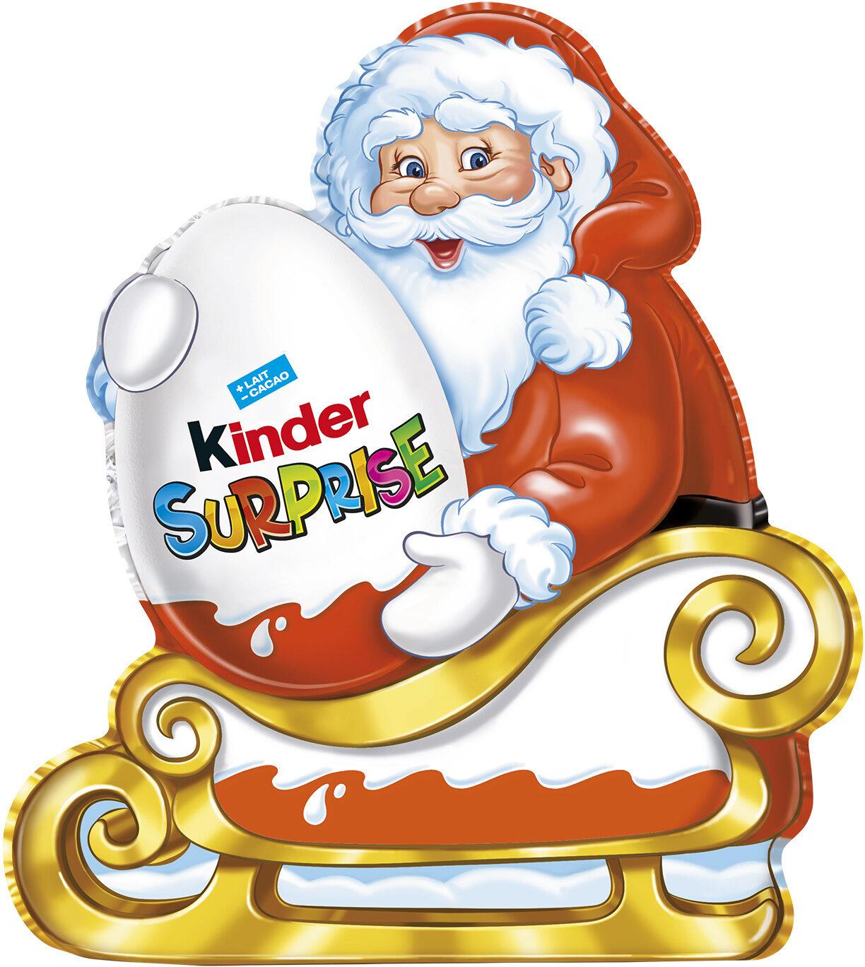 Kinder Noel Kinder Surprise (Père Noël)   75 g