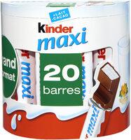 Kinder Maxi - Product