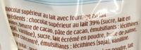 Kinder Maxi Mini - Ingredienti - fr