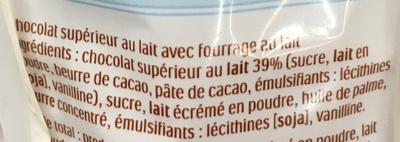 Kinder Maxi Mini - Ingredienti