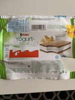 Biszkopt z jogurtowym nadzieniem 67% - Produkt - pl