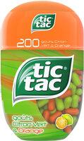 Tic tac - Product - fr
