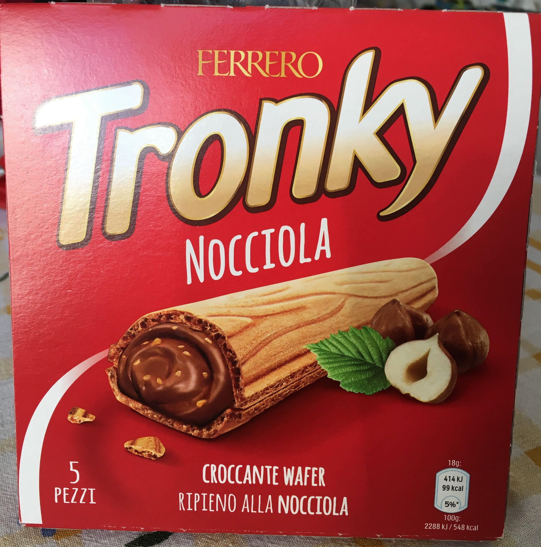Tronky nocciola - Prodotto - en