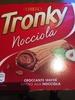 Tronky Nocciola - Croccante wafer ripieno alla nocciola - Product