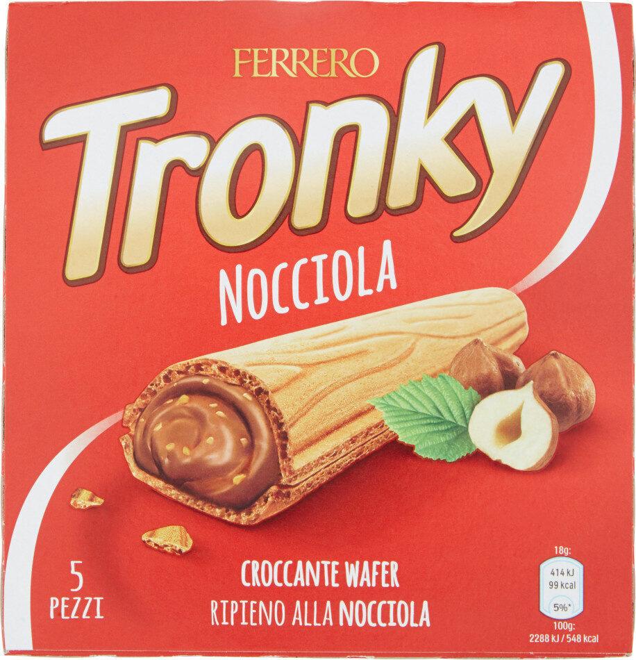 Tronky nocciola - Product - en