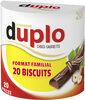 Duplo choco gaufrette 20 barres - Product
