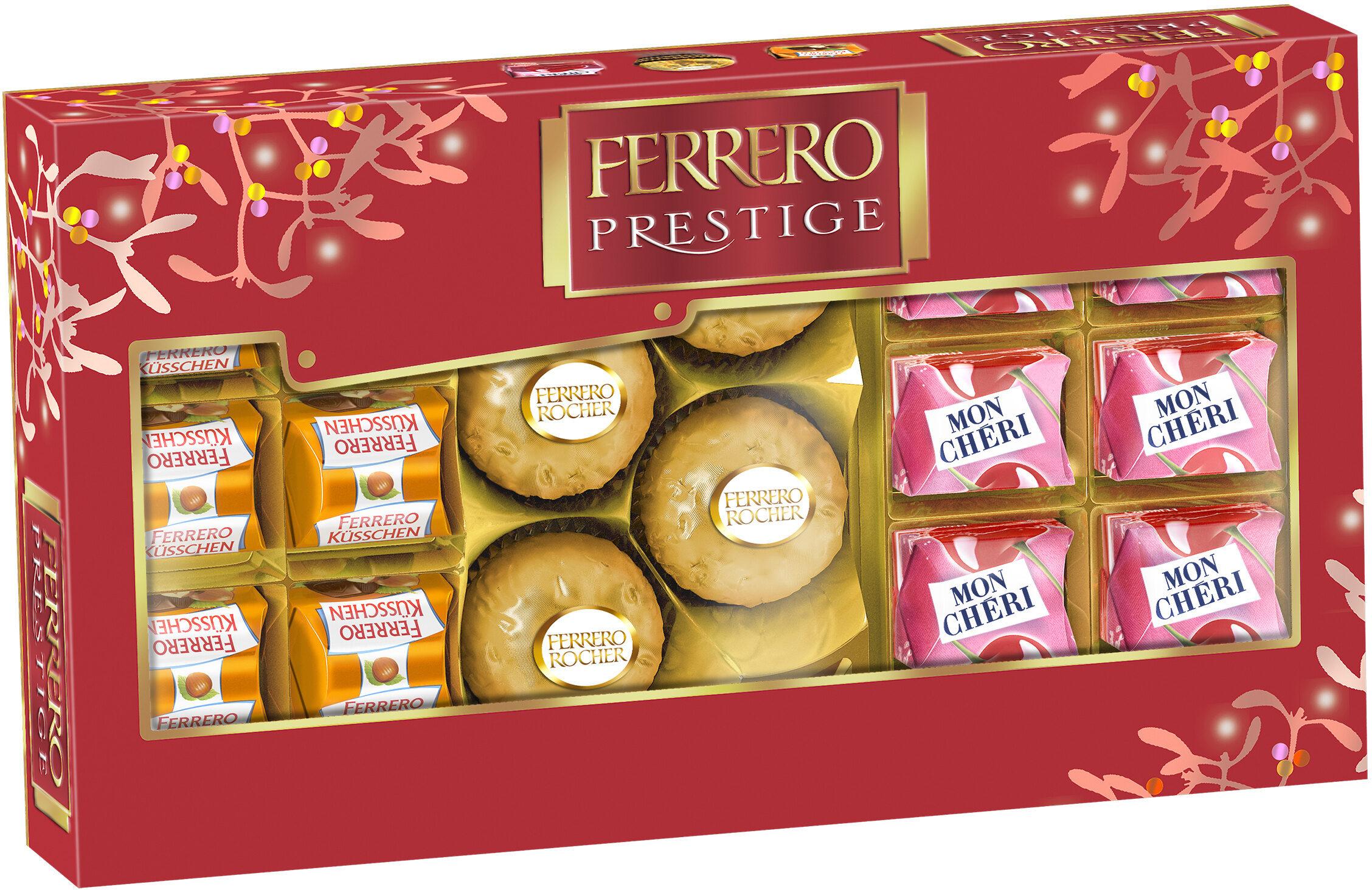 Ferrero prestige assortiment de chocolats boite de 16 pieces - Produit - fr