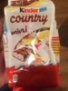 Kinder Country Mini - Produit