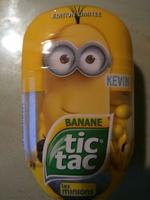Tic Tac banane les Minions - Product - fr
