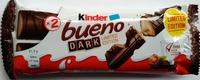 Kinder bueno dark - Produit - de