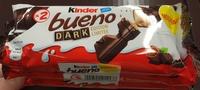 Kinder Bueno Dark - Produit - fr