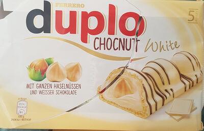 Duplo choconuts white - Produkt