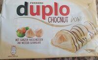 Duplo choconuts white - Produit - de