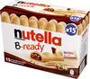 NUTELLA B-READY biscuits 330g paquet de 15 pièces - Product
