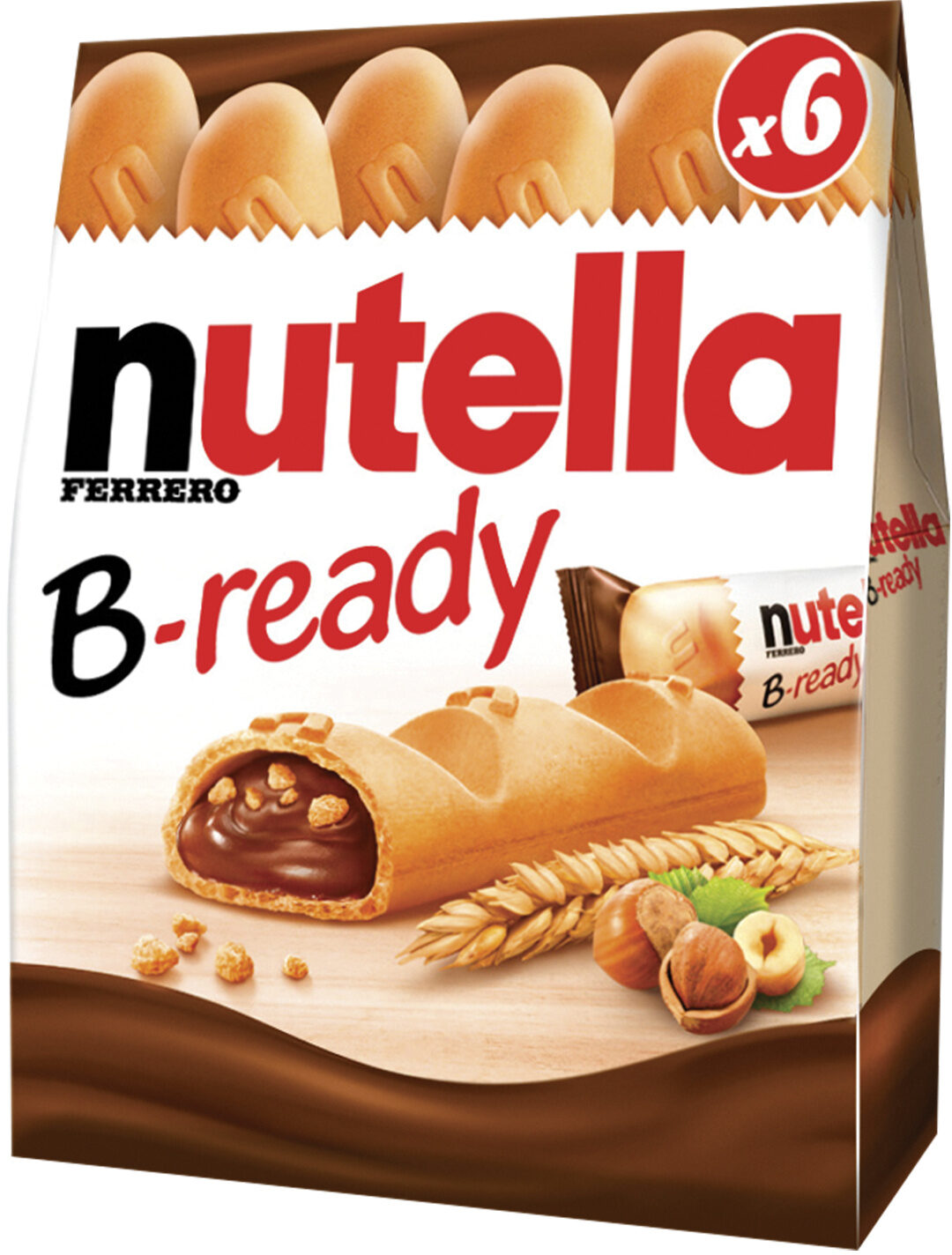 Nutella B ready - Product
