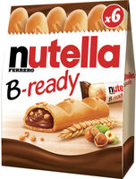 Nutella B ready - Produit - fr