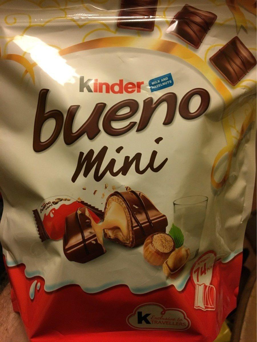 Kinder Bueno Mini - Prodotto - fr