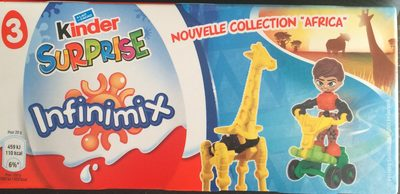 Kinder surprise - Produit
