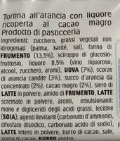 Kinder Ferrero Fiesta X10 - Ingredients