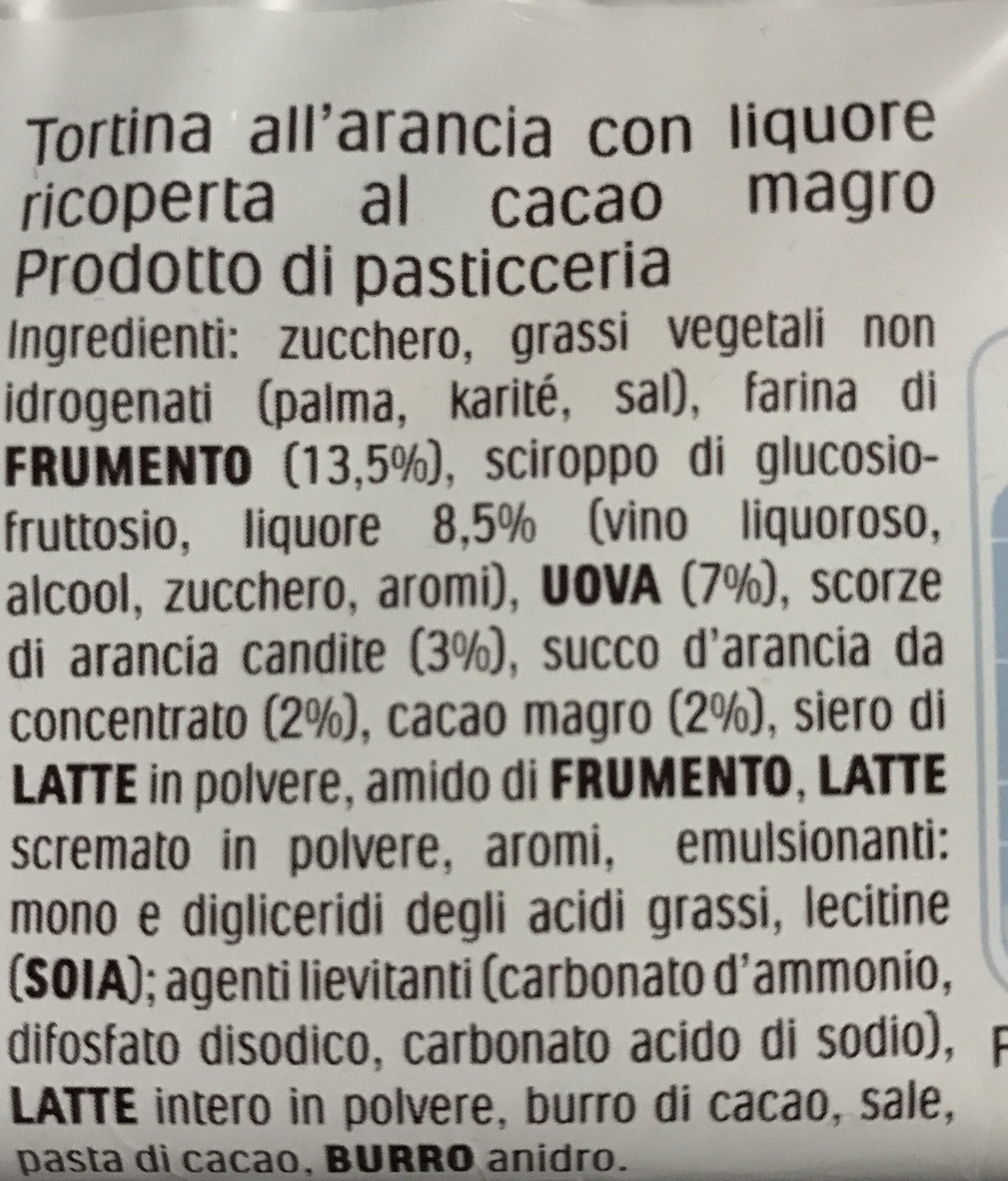 Kinder Ferrero Fiesta X10 - Ingredients - it