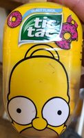 """Tic Tac """"The Simpsons - Homer"""" Big Pack - Product"""