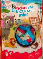 Kinder chocolate mini - Producte