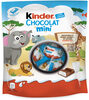 Kinder chocolat mini t20 sachet de 20 pieces - Producto