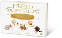 Ferrero golden gallery assortiment de chocolats boite de 22 bouchees - Produit - fr