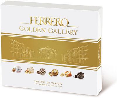 Golden Gallery - Produit