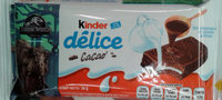 Kinder Délice - Product