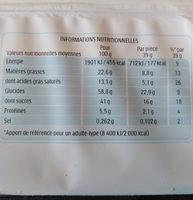 Kinder delice cacao gateau enrobe au cacao et fourre au lait t10 pack de 10 pieces - Nutrition facts - fr