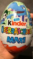 Kinder maxi - Prodotto - de