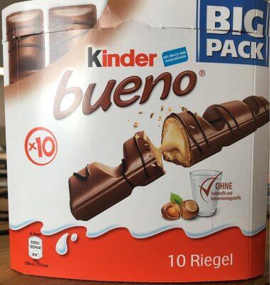 Kinder Bueno - Product - de