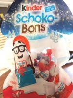 Kinder Schoko-Bons - Prodotto - fr