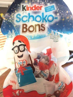 Kinder Schoko-Bons - Prodotto