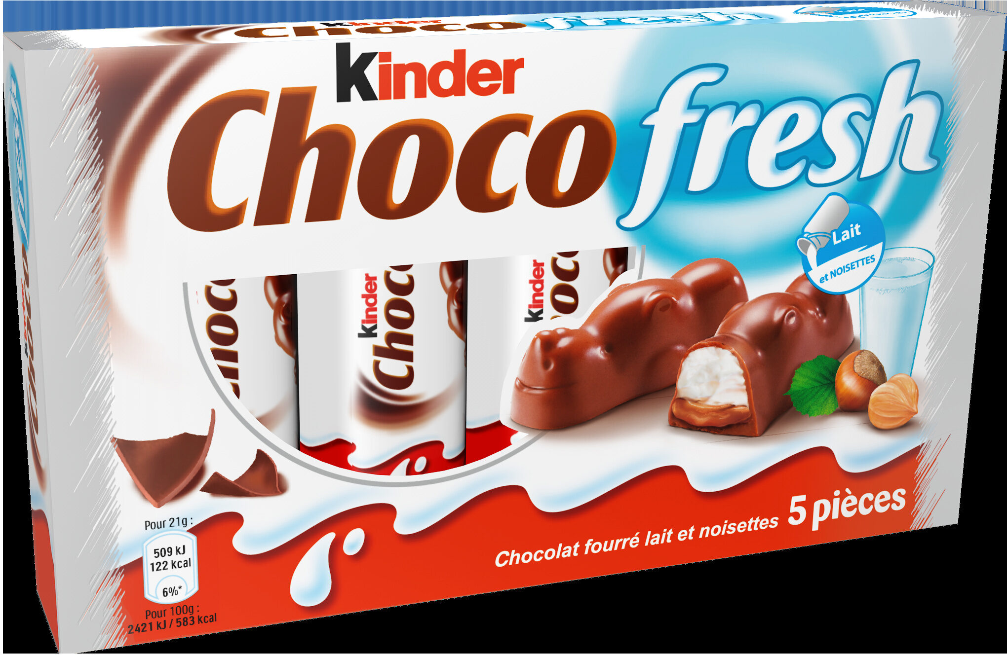 Kinder Choco fresh - Prodotto - fr