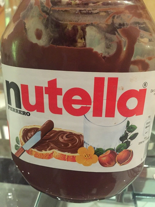 Nutella GR950 Gran Formato - Prodotto - fr