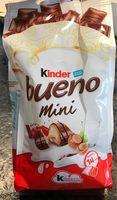 Kinder Bueno mini - Product - fr