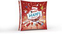 Kinder happy moments 242g boite - Produit - fr
