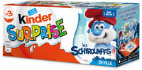kinder surprise - Produit - fr